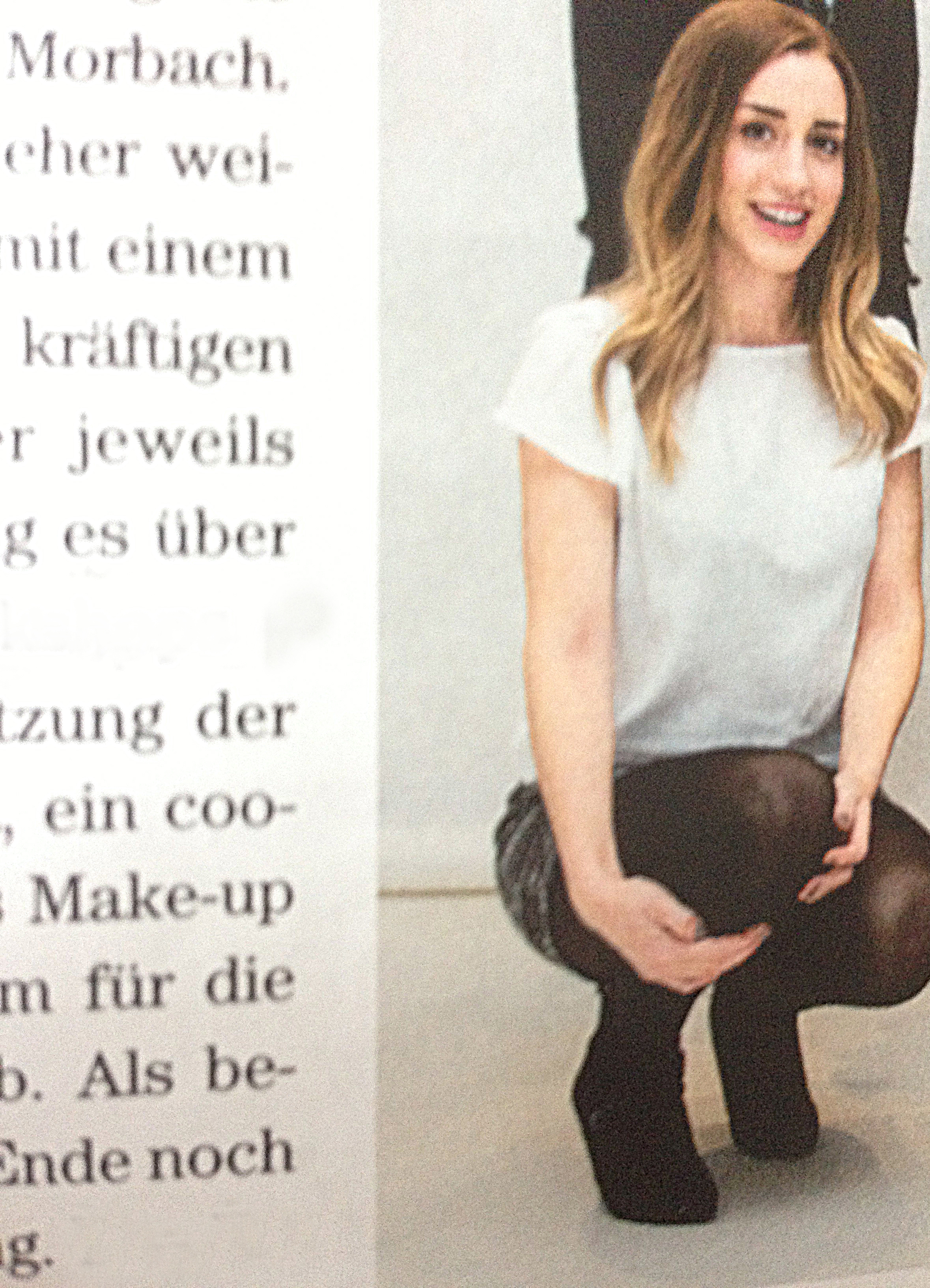 Foto Zeitungsausschnitt
