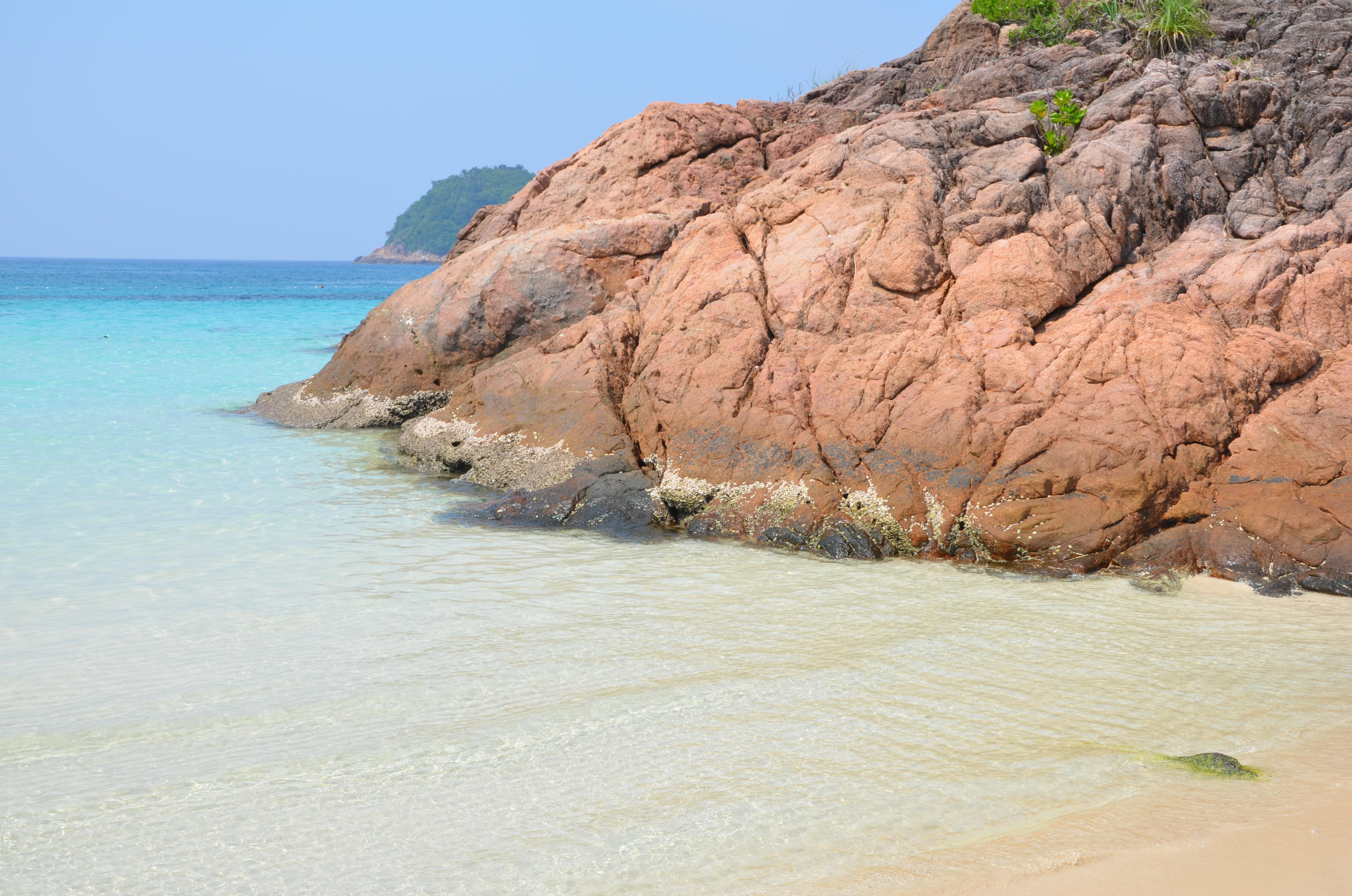 Wunderschöne Insel Redang in Malaysien