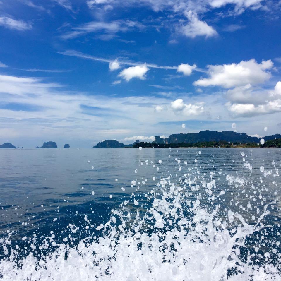 Speedboat fahren - so schön und so befreiend