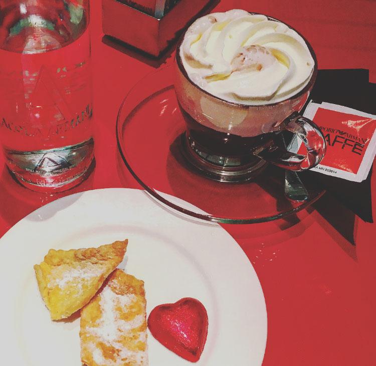 Armani Cafe